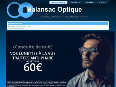 Malansac Optique