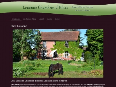 Louanne Chambres