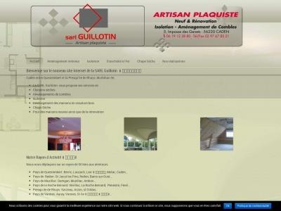 Guillotin Plaquiste