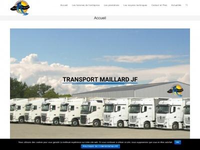 TRANSPORT MAILLARD JF