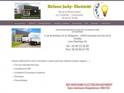 electricité richeux
