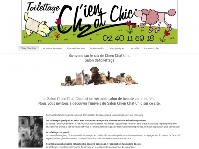 Chien, Chat, Chic
