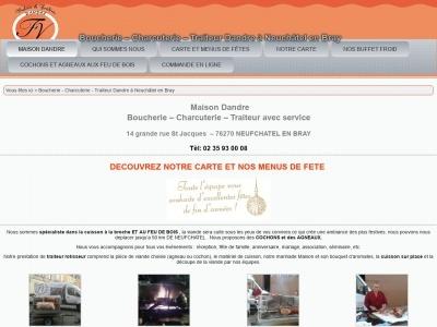 Boucherie Dandre