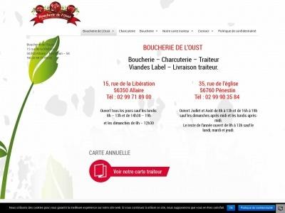 BOUCHERIE DE L'OUST