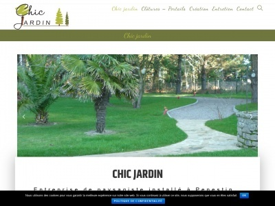 CHIC JARDIN