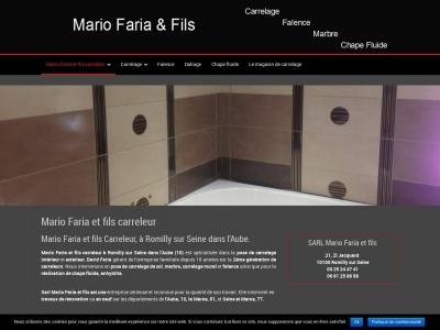 Mario Faria et fils carreleur