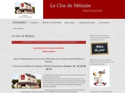 Le Clos de Mélanie