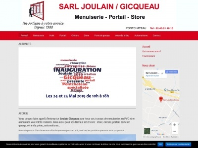 SARL Joulain-Gicqueau