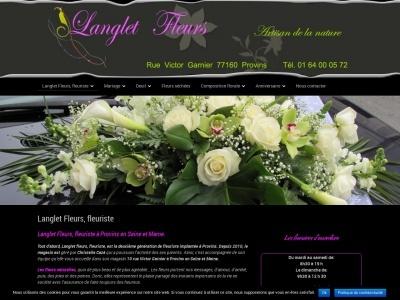 Langlet Fleurs