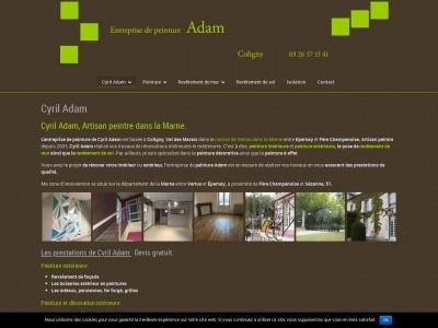 Cyril Adam