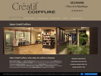 Salon Créatif Coiffure