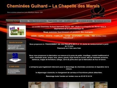 Cheminées Guihard